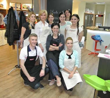 Workshop Miele Boutique Cluj